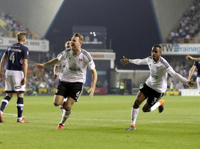 'Pressure is on Cardiff' after Fulham edged back into promotion places after win at Millwall