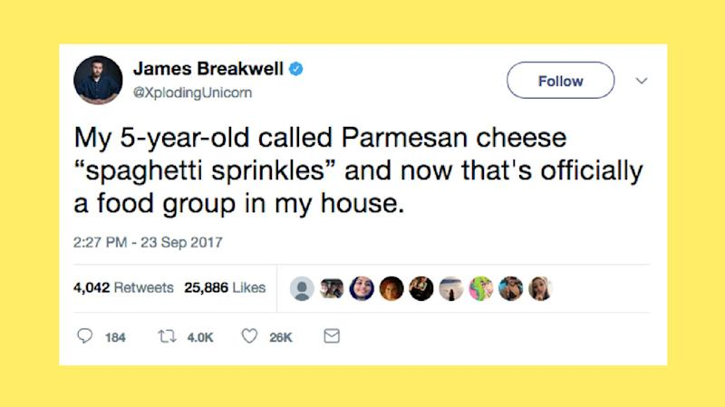 The Funniest Tweets From Parents This Week
