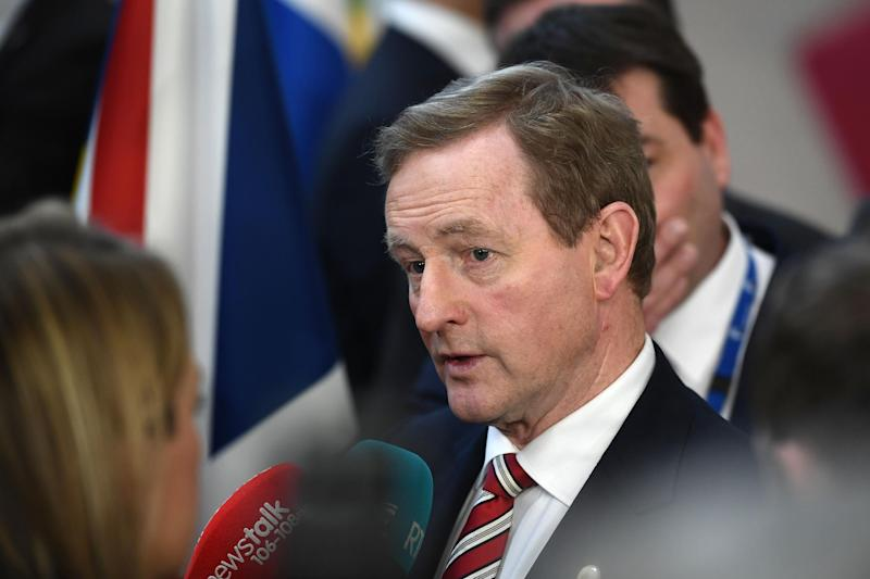 Irish Taoiseach Enda Kenny: Getty Images