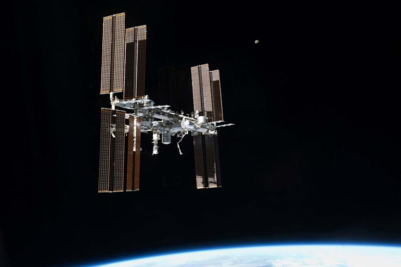 The International Space Station: AP