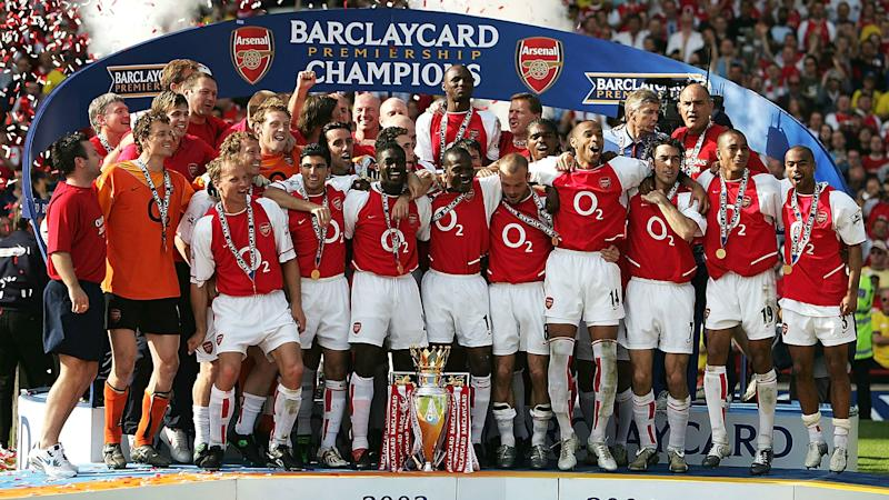 Arsenal change name on Twitter ahead of Invincibles documentary