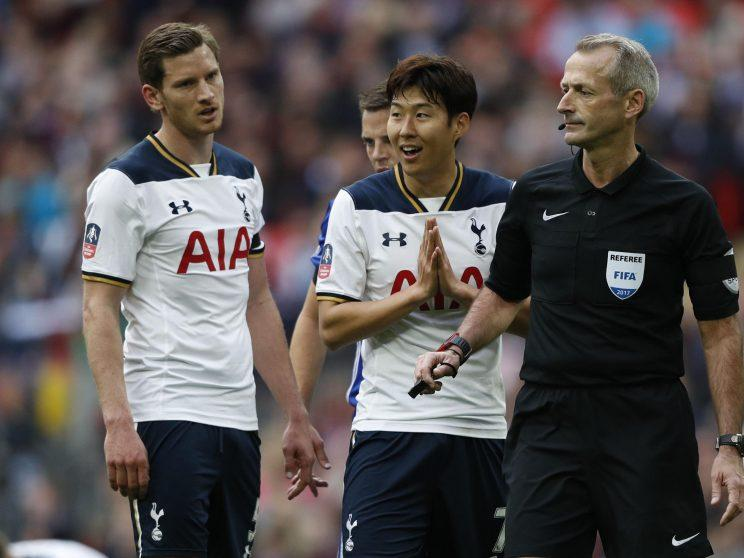 Tottenham excelled on the grand stage but every crucial moment was won by Chelsea
