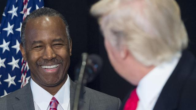 Ben Carson Backpedals On Removing Anti-Discrimination Language From HUD Mission Statement