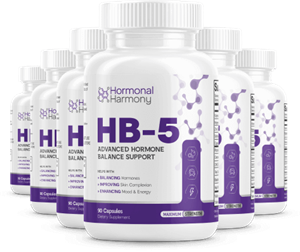 Hormonal Harmony HB-5 Reviews - Is Hormonal Harmony HB-5 Supplement Really  Effective? Review by Nuvectramedical