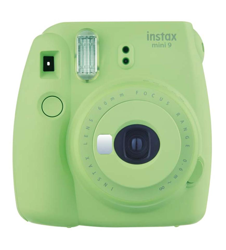 <p>2016 was the year of the hipster and things haven't changed a lot in 2017 either. One of our favourite gadgets of the year gone by was the Fujifilm Instax Mini 9. The Polaroid camera is everything the hipster in you desired and could afford. Rs 5,999 </p>
