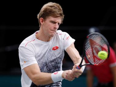World No 6 Kevin Anderson set to miss entirety of clay court season due to chronic elbow injury