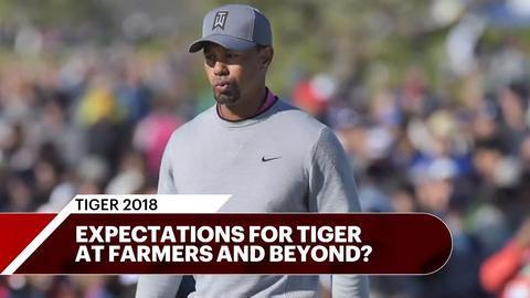 The Tour Confidential team asks what expectations are reasonable for Tiger Woods during his comeback as well as who will win more tournaments over the next few years: Tiger or Phil?