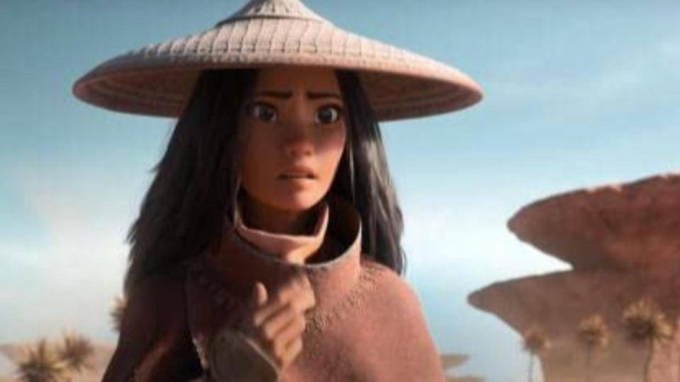 <p> <strong>Release date:</strong>&#xA0;March 5, 2021 (Cinemas + Disney Plus) </p> <p> Set in the fictional land of Lumandra, Star Wars&#x2019; Kelly Marie Tran voices the titular hero in this epic tale, a warrior who goes in search of &#x2013; you guessed it &#x2013;&#xA0;the last dragon left in the world (voiced by Awkwafina). The animated feature is directed by Carlos L&#xF3;pez Estrada and Disney veteran Don Hall, whose previous work includes Big Hero 6 and Moana. It&#x2019;s set to release simultaneously in cinemas and on Disney Plus under the streamer&#x2019;s Premiere Access range. </p>