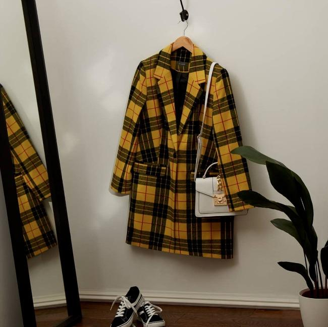 Primark s new tartan coat is the perfect dupe from this popular film 1e0cecf3b6cf4
