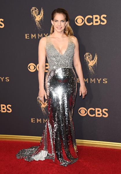 The stars of the silver screen lit up the red carpet on Sunday at the Emmy Awards to celebrate another year in television greatness, and they did so in style.