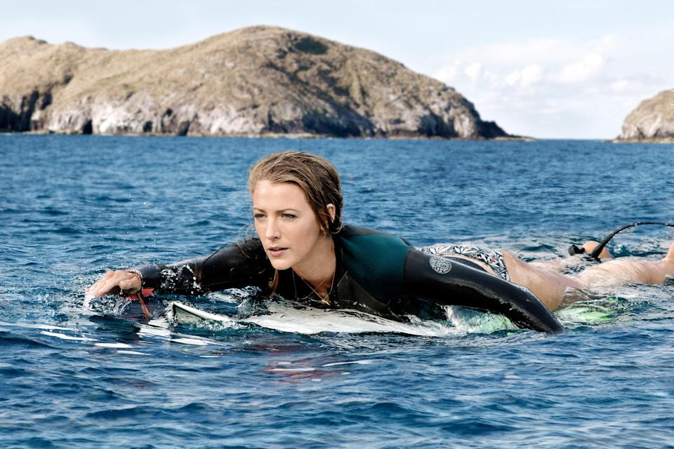 """<h1 class=""""title"""">THE SHALLOWS, Blake Lively, 2016. ph: Vince Valitutti/ © Columbia Pictures /courtesy Everett</h1><cite class=""""credit"""">©Columbia Pictures/Courtesy Everett Collection</cite>"""