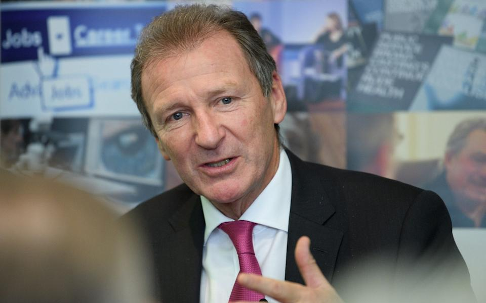 Gus O'Donnell: Once the most powerful man on Whitehall - Getty
