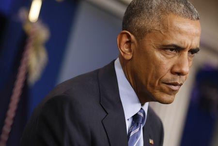 Obama bans drilling in parts of Atlantic, Arctic