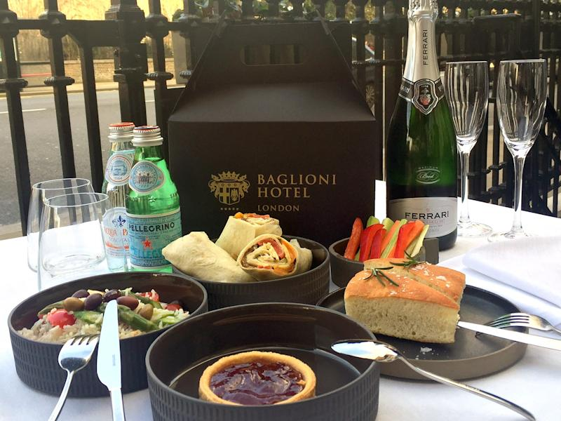 You Can Have a Michelin-Star Picnic in London's Hyde Park