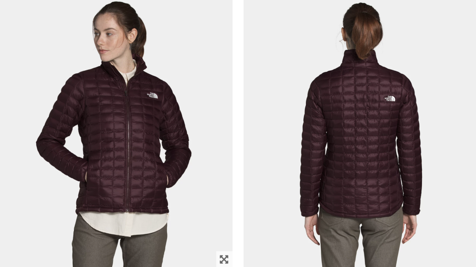 The North Face Women's Thermoball Eco Jacket. Foto: The North Face.