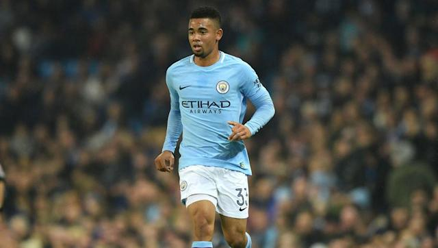<p><strong>Club: Manchester City</strong></p> <p><strong>Value: £95.8m</strong></p> <br><p>According to the CIES report the Brazilian striker has seen his value more than double since the start of the season, with Jesus playing a major role in the Citizens' incredible winning streak.</p>
