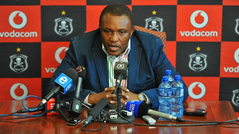 Orlando Pirates release official statement on allegations facing Lorch