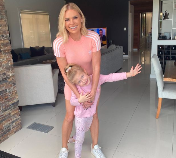 Sonia kruger daughter maggie age-defying looks