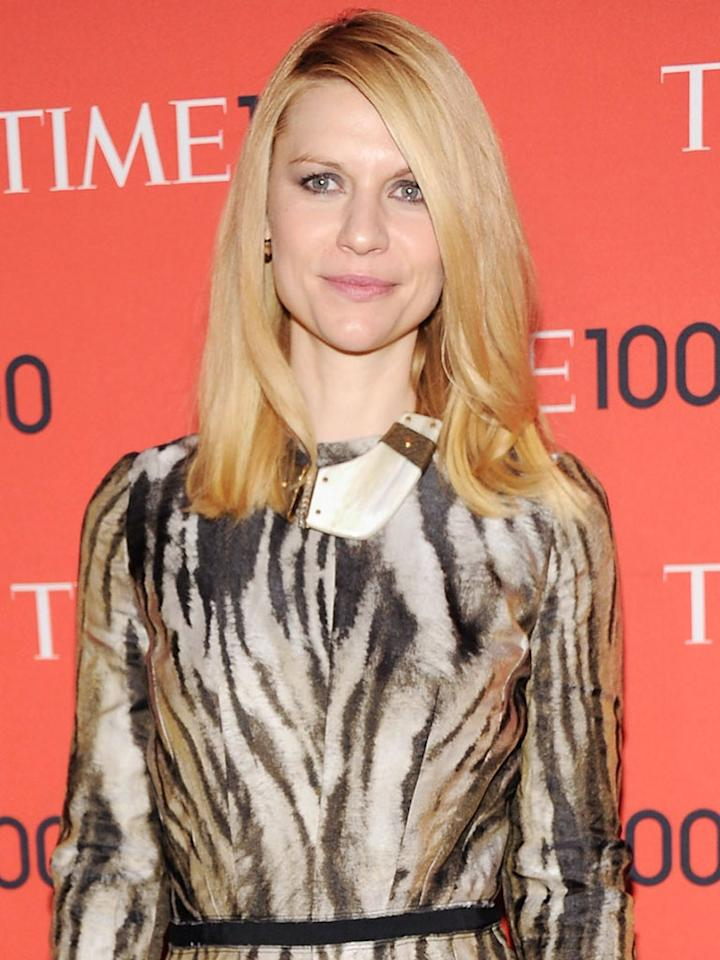 """<a href=""http://tv.yahoo.com/shows/homeland/"">Homeland</a>"" star Claire Danes is a guest of CBS/CBS News."