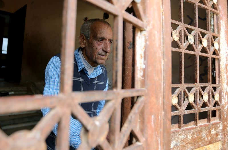With Israeli prison visits halted, a father in Gaza counts down to son's release