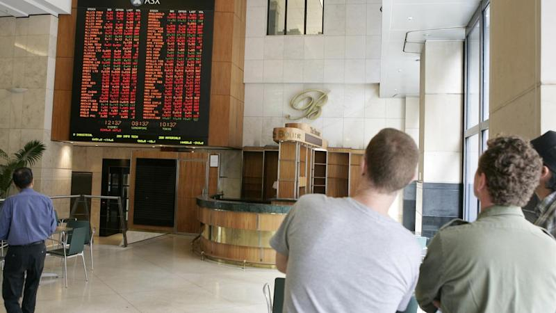 Aust shares look set to open 0.6% lower