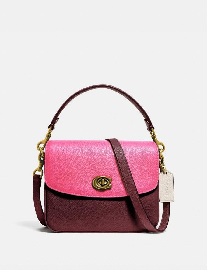 Cassie Crossbody 19 In Colorblock is on sale for Black Friday at Coach, $225 (originally $375)