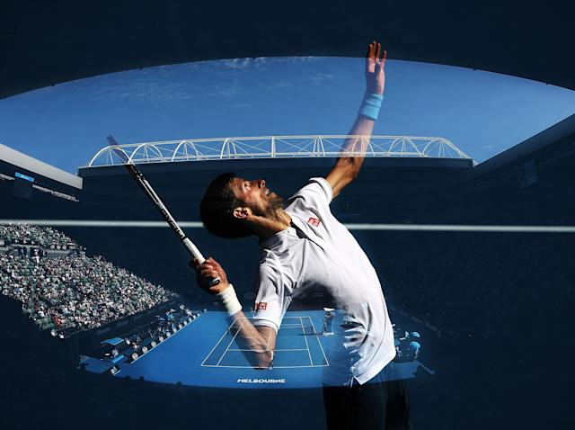 Novak Djokovic still hopes to be fit for the Australian Open: Getty