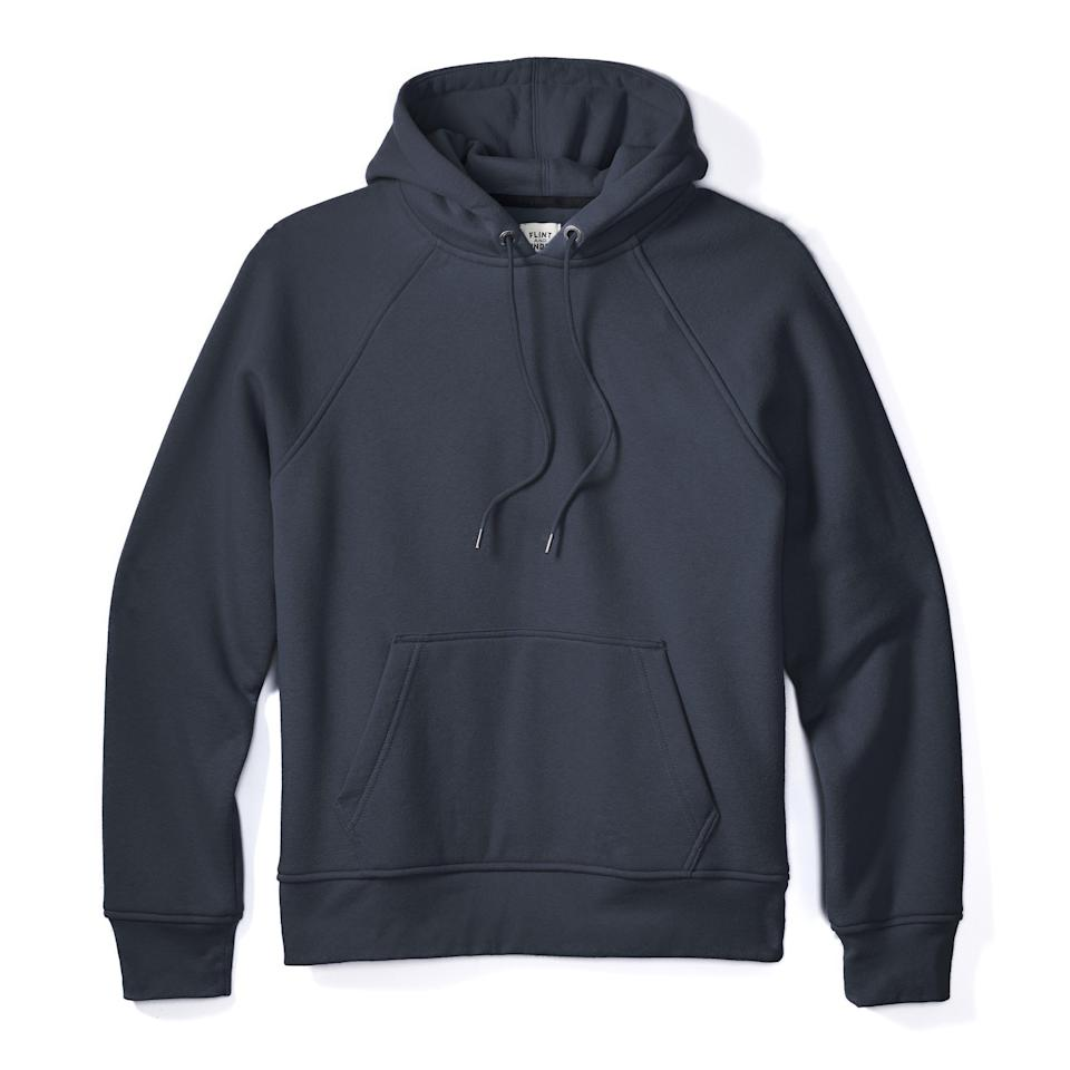"""<p><strong>Flint and Tinder</strong></p><p>huckberry.com</p><p><strong>$98.00</strong></p><p><a href=""""https://go.redirectingat.com?id=74968X1596630&url=https%3A%2F%2Fhuckberry.com%2Fstore%2Fflint-and-tinder%2Fcategory%2Fp%2F45699-10-year-pullover&sref=https%3A%2F%2Fwww.esquire.com%2Fstyle%2Fmens-fashion%2Fg35059367%2Fbest-mens-loungewear%2F"""" rel=""""nofollow noopener"""" target=""""_blank"""" data-ylk=""""slk:Shop Now"""" class=""""link rapid-noclick-resp"""">Shop Now</a></p>"""