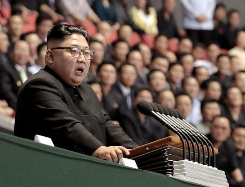 North Korean leader Kim Jong Un reappears days after health speculations