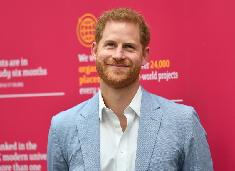 SHEFFIELD, ENGLAND - JULY 25: Prince Harry, Duke of Sussex during a visit to Sheffield Hallam University, to learn about their commitment to applied learning in teaching and research, on July 25, 2019 in Sheffield, England. (Photo by Jacob King - WPA Pool/Getty Images)