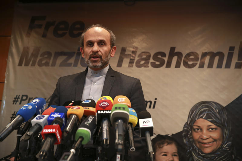 USA confirms holding Iran-based journalist, no crime alleged
