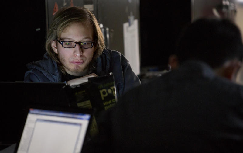 NYC students, hackers train for cybersecurity jobs