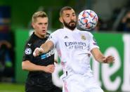 Champions League - Group B - Borussia Moenchengladbach v Real Madrid