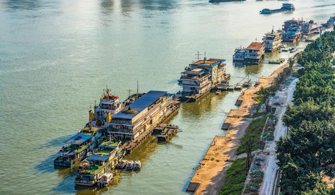 Dam-building, pollution, overfishing, river transport and dredging have taken a toll on the Yangtze River's aquatic species. Photo: Shutterstock