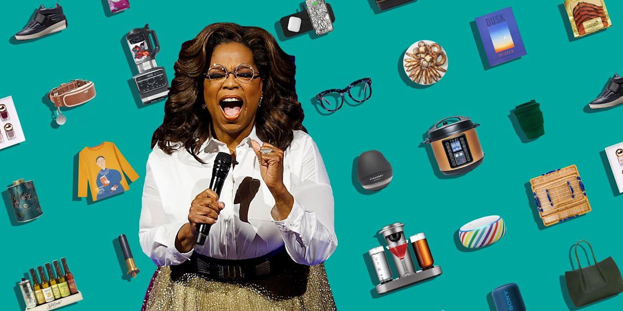 "<p>Holding out on holiday shopping? <em>O, The Oprah Magazine </em>just released their annual <a href=""https://www.oprahmag.com/life/a29537594/oprah-favorite-things-2019/"" target=""_blank"">Oprah's Favorite Things 2019</a> list, and it's filled with plenty of perfect gift ideas for the holiday season! From comfy sneakers, to Bluetooth speakers, luxury gifts sets and more, there truly is something for every person on your list.</p>"