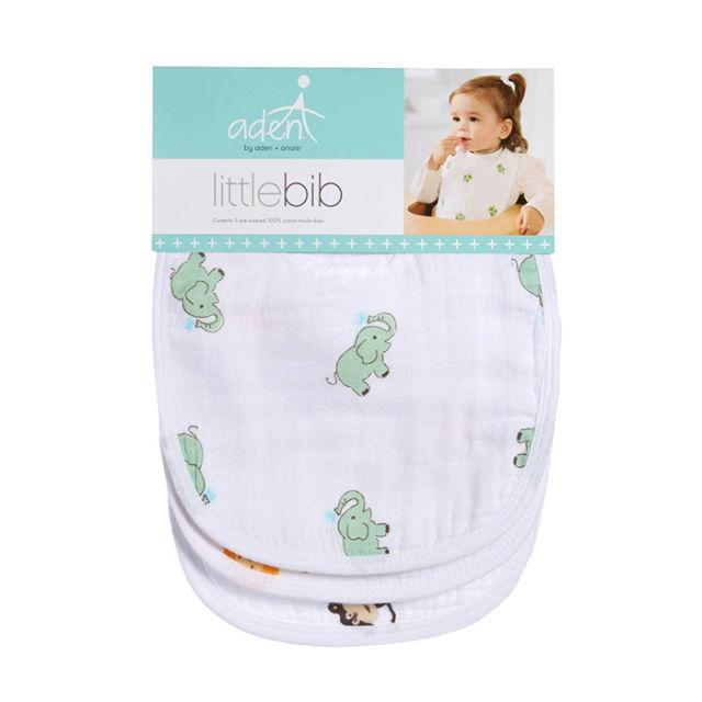 """<p>OK, moms probably have plenty of bibs on hand - but do they have options with adorable zoo animals?<em> (Three pack bib set, ADEN + ANAIS, $14) </em></p><p><a rel=""""nofollow noopener"""" href=""""https://www.target.com/p/aden-anais-little-bib-3-pk-neutral-zooaroo/-/A-51603641"""" target=""""_blank"""" data-ylk=""""slk:BUY NOW"""" class=""""link rapid-noclick-resp"""">BUY NOW</a></p>"""
