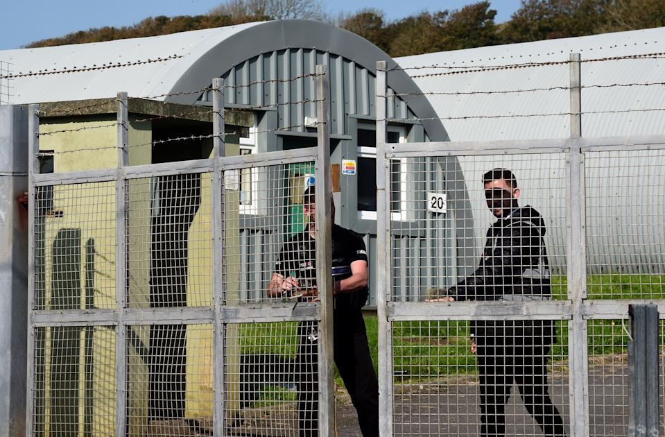 <p>The Home Office has already faced a number of individual challenges from asylum seekers arguing that they should be moved from the ex-army sites because of the poor conditions </p> (Reuters)