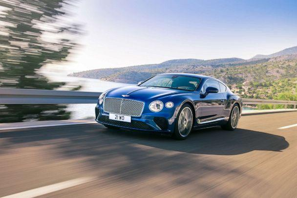 PHOTO: The third generation Continental GT has been a bright spot for British luxury automaker Bentley. (Bentley Motors)