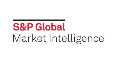 (PRNewsfoto/S&P Global Market Intelligence)