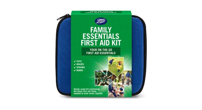 Boots Family Essentials First Aid Kit