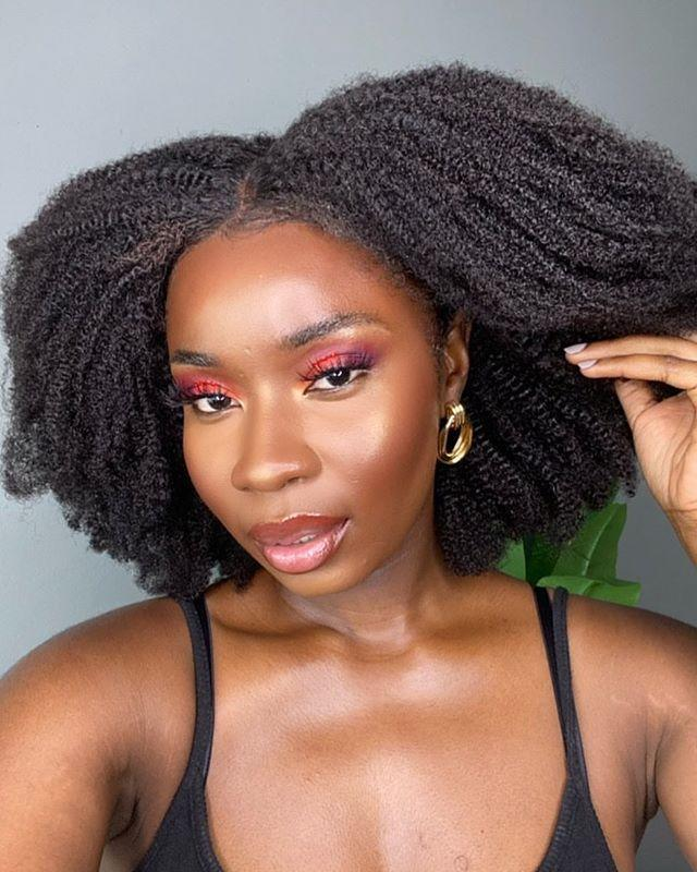 """<p>This wig collection <strong>offers both virgin hair or premium fibre in 3B to 4C hair textures</strong> and has options for all different budgets. Beauty aficionado <a href=""""https://www.youtube.com/watch?v=tOWQ2QX062w"""" rel=""""nofollow noopener"""" target=""""_blank"""" data-ylk=""""slk:Eunice Asiedu"""" class=""""link rapid-noclick-resp"""">Eunice Asiedu</a> is pictured here <del>wearing</del> slaying the <a href=""""https://naturalgirlwigs.com/products/afro-goddess"""" rel=""""nofollow noopener"""" target=""""_blank"""" data-ylk=""""slk:Afro Goddess Wig"""" class=""""link rapid-noclick-resp"""">Afro Goddess Wig</a> that blends with 4b and 4c hair, but you can choose from more than 50 other styles on their website.<br></p><p><a class=""""link rapid-noclick-resp"""" href=""""https://naturalgirlwigs.com/"""" rel=""""nofollow noopener"""" target=""""_blank"""" data-ylk=""""slk:SHOP NOW"""">SHOP NOW</a></p><p><a href=""""https://www.instagram.com/p/CDmME1yHE_C/?utm_source=ig_embed&utm_campaign=loading"""" rel=""""nofollow noopener"""" target=""""_blank"""" data-ylk=""""slk:See the original post on Instagram"""" class=""""link rapid-noclick-resp"""">See the original post on Instagram</a></p>"""
