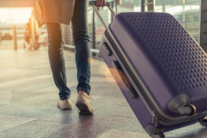 Anchor's away! These Black Friday luggage deals are perfect for travel lovers. (Photo: Getty Images)