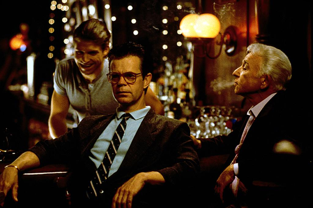 """<a href=""""http://movies.yahoo.com/movie/contributor/1800019192"""">William H. Macy</a> in New Line Cinema's <a href=""""http://movies.yahoo.com/movie/1800023240/info"""">Magnolia</a> - 1999"""