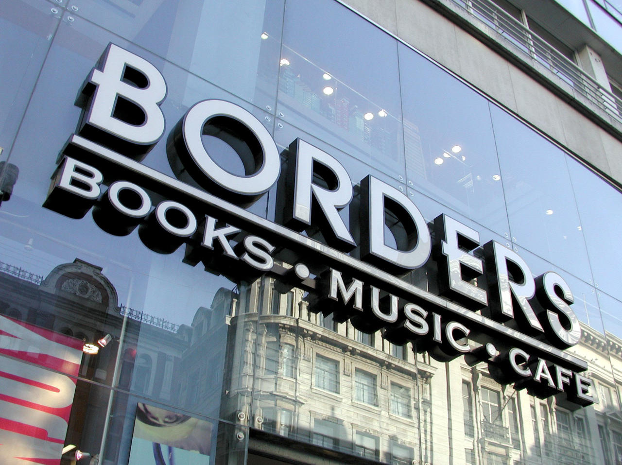 <p>Originally part of the American-owned Borders Group, Borders went independent in 2007. The bookseller, which was originally launched in 1998, was popular, winning several awards, and known for housing Starbucks coffee shops. But, it only last two years after going separate from its US parent: its 45 stores closed in 2009 meaning 1,150 people lost their jobs just before Christmas. (Photo by Alex Segre/REX/Shutterstock) </p>