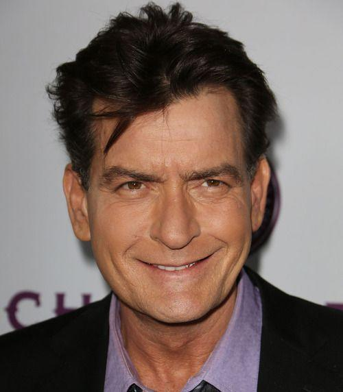 Charlie Sheen S Mediterranean Style Home In L A: Charlie Sheen: 'HIV Will Make Me A Role Model For My Children'