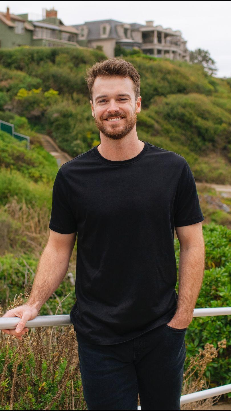 """<p>This Okie transplant now lives in Newport Beach, which explains the coastal background behind him. Conor played minor league baseball, but what he's up to now is a mystery.</p><p><strong>Age: 28</strong></p><p><strong>Hometown: Edmond, OK</strong></p><p><strong>Instagram: <a href=""""https://www.instagram.com/conorcostello4/"""" rel=""""nofollow noopener"""" target=""""_blank"""" data-ylk=""""slk:@conorcostello4"""" class=""""link rapid-noclick-resp"""">@conorcostello4</a></strong></p>"""