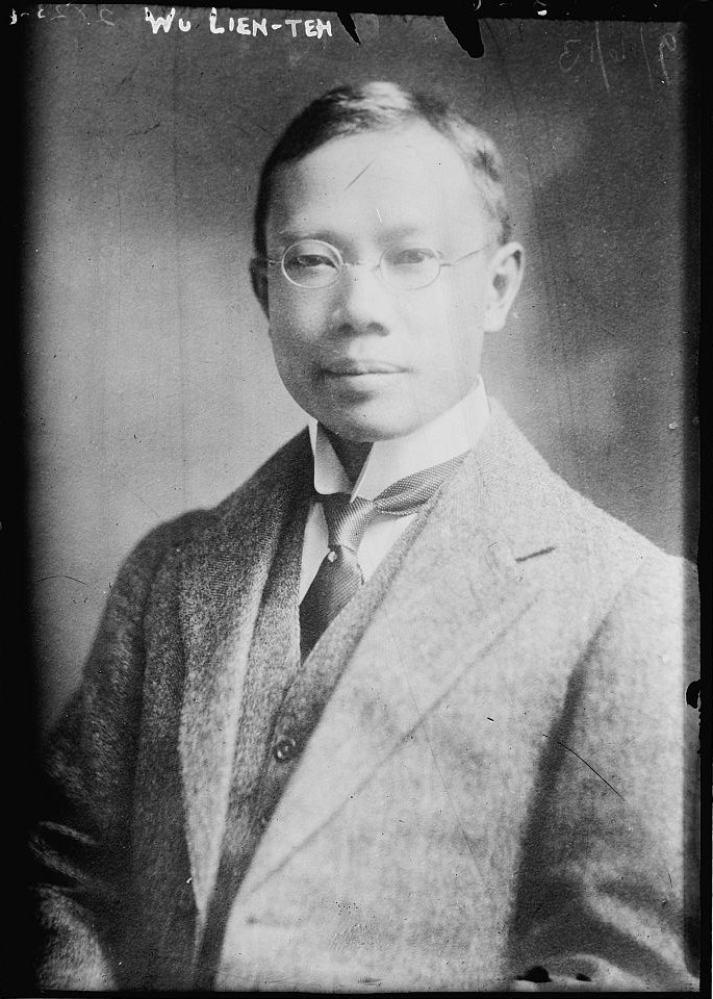 Dr Wu Lien-Teh, then just 31, led the fight against a deadly pneumonic plague outbreak in Manchuria, northern China, in 1910. Photo: SCMP