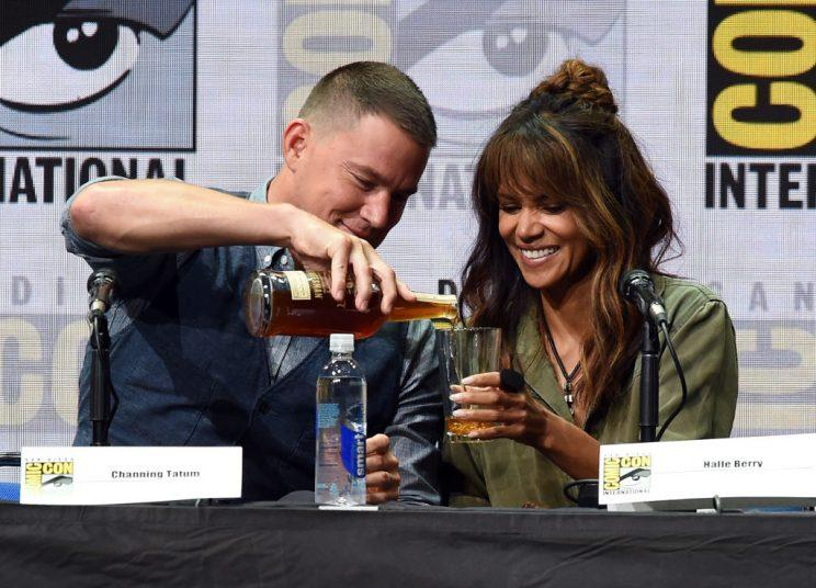 Channing Tatum Halle Berry