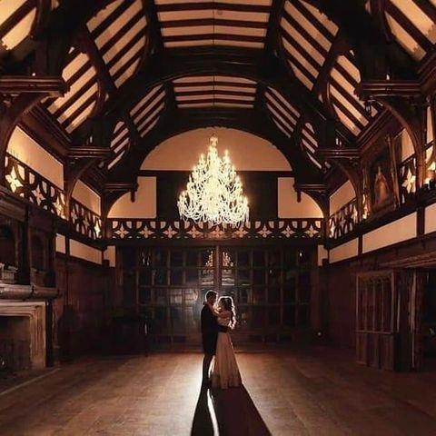"""<p>Famous for its fairytale wedding setting and 5* hotel, Hillbark is a top choice for couples.</p><p>Hillbark sits among parkland, overlooking the Welsh Hills and Dee Estuary, and can host up to 5,000 guests throughout its unique spaces including its gardens, Great Hall, Dining Room and ballroom.</p><p>The hotel is also licensed for Civil Ceremonies, both indoor and outdoor, while there are numerous churches nearby to choose from. The team at the Hotel also specialise in Asian and Multicultural weddings.</p><p>Find out more <a href=""""https://www.hillbarkhotel.co.uk/"""" rel=""""nofollow noopener"""" target=""""_blank"""" data-ylk=""""slk:here"""" class=""""link rapid-noclick-resp"""">here</a>. </p><p><a href=""""https://www.instagram.com/p/B_Pi2VOHnwm/?utm_source=ig_web_copy_link"""" rel=""""nofollow noopener"""" target=""""_blank"""" data-ylk=""""slk:See the original post on Instagram"""" class=""""link rapid-noclick-resp"""">See the original post on Instagram</a></p>"""