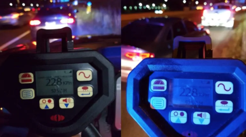 Police say around seven drivers are taken off the road every day in the GTA for extreme speeding.